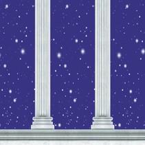 Column Backdrop