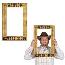 Wanted Photo Fun Frame