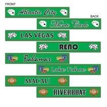 Gambling Destinations Cutouts