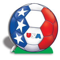 USA Soccer Centerpiece