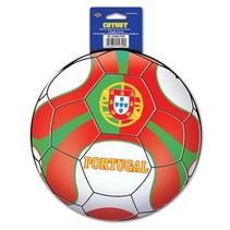 Portugal Soccer Cutout