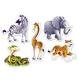 Jungle Mini Cutouts