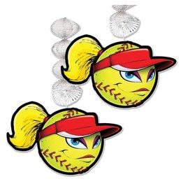 Softball Danglers