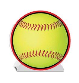 Softball Centerpiece
