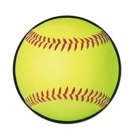 Softball Cutout