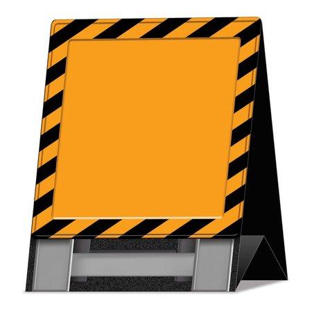 3D Barricade Centerpiece