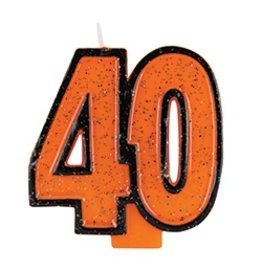 40 Glitter Candle