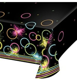 Glow Party Table Cover