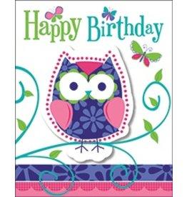 Owl Pal Invitations