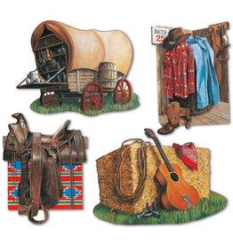 Cowboy Cutouts