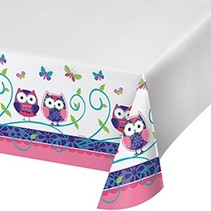 Owl Pal Table Cover