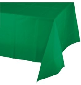 Emerald Green Table Cover