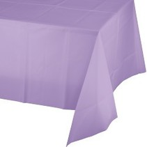 Luscious Lavender Table Cover