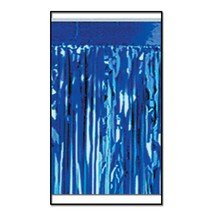 "Float Fringe-Blue-15""x 10"""