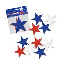 Printed Star Cutouts