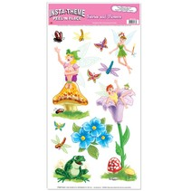 Fairies and Flowers PNP