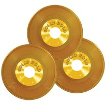 Plastic Gold Records