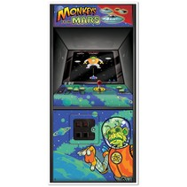 """Arcade Game Door Cover-30"""" x 5'"""