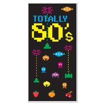 """80's Door Cover 30"""" x 5'"""