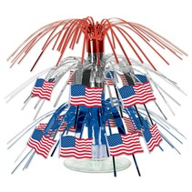 Flag Mini Cascade Centerpiece