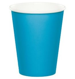 Paper Cups Turquoise