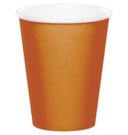 Paper Cups Pumpkin Spice