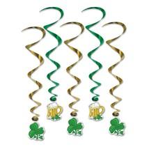 "St. Patrick Whirls-5 Pieces-40"""