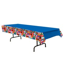 International Flags Tablecover