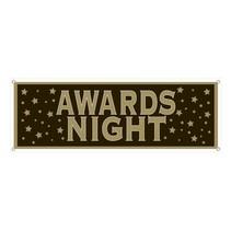 Awards Night Banner