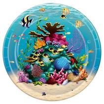 "Under The Sea Plates - 9"""