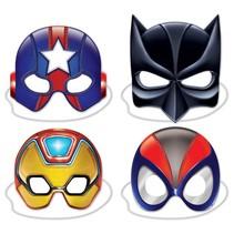 Hero Deluxe Masks