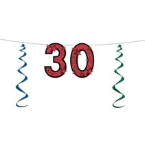 30 Streamer