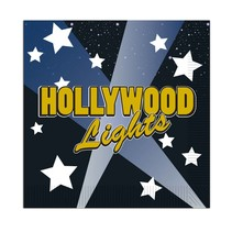Hollywood Light Beverage Napkin