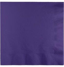 Luncheon Napkins Purple