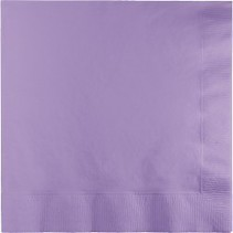 Luncheon Napkins Luscious Lavender