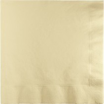 Luncheon Napkins Ivory