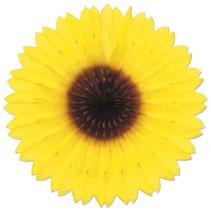 """Sun Flower Fan -18"""""""