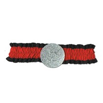 Arm Bands- Black and Red