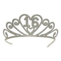 16-Glittered Tiara