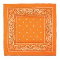 Orange-Bandana