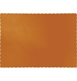Paper Placemats Pumpkin Spice