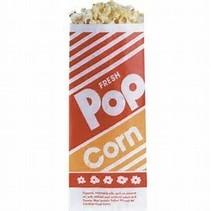 100 Ct Popcorn Bag
