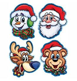 """Christmas Companion Cutouts-13.5"""" x 14"""""""