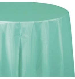 Round Table Cover Fresh Mint