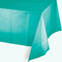 Table Cover Teal Lagoon