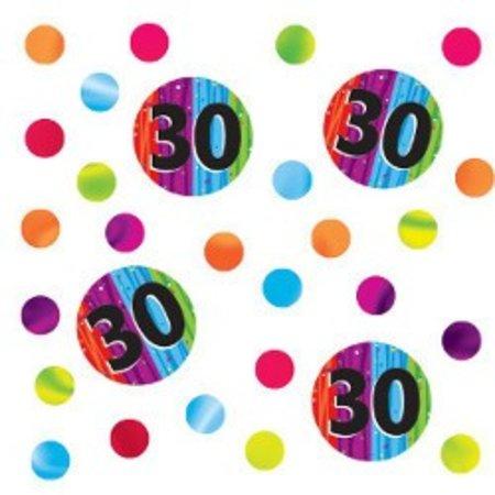 30 Milestone Confetti
