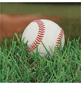 Luncheon Napkins Baseball