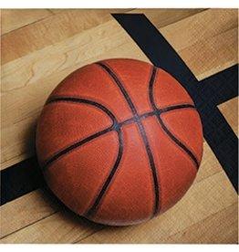 Beverage Napkins Basketball