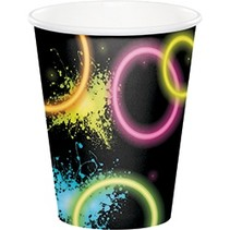 Cups Glow Party