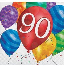 Luncheon Napkins 90 Balloon Blast